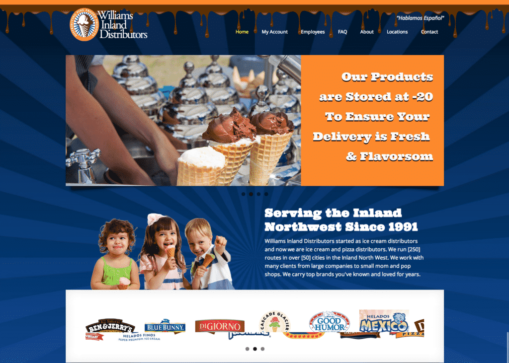 Williams Inland Distributors