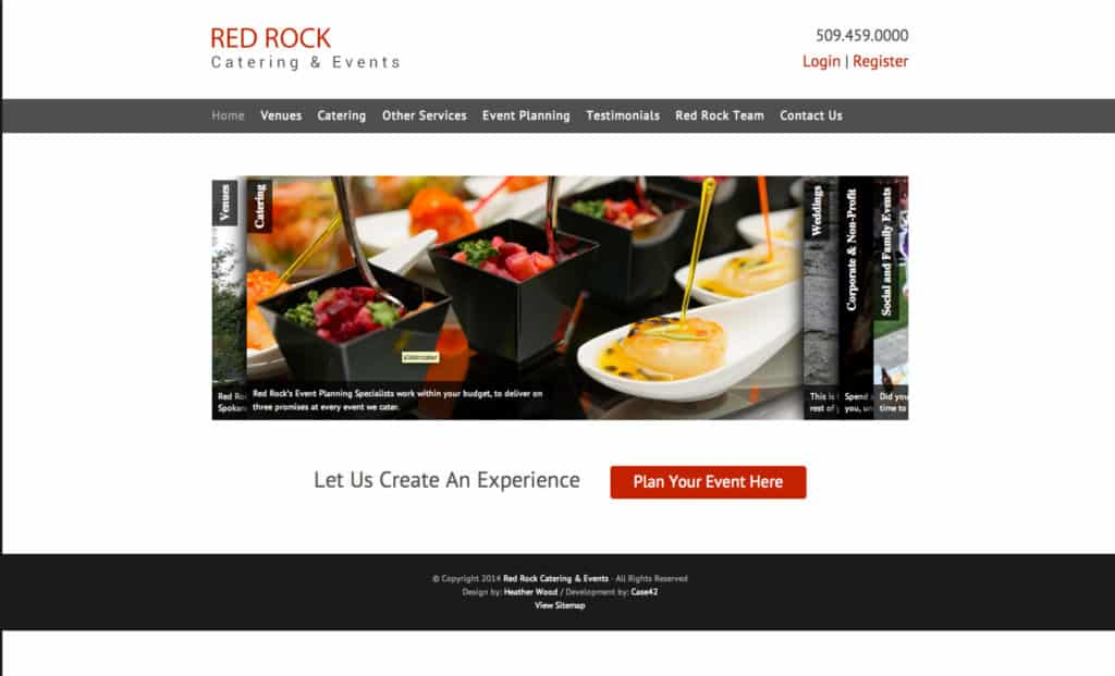 Red Rock Catering
